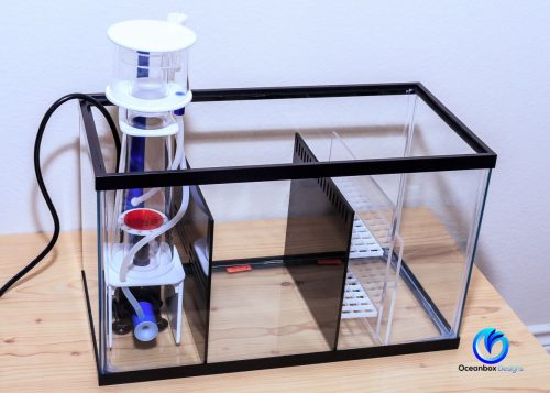 dLux Sump Kit for 10 Gallon Aquarium (Black/Clear)