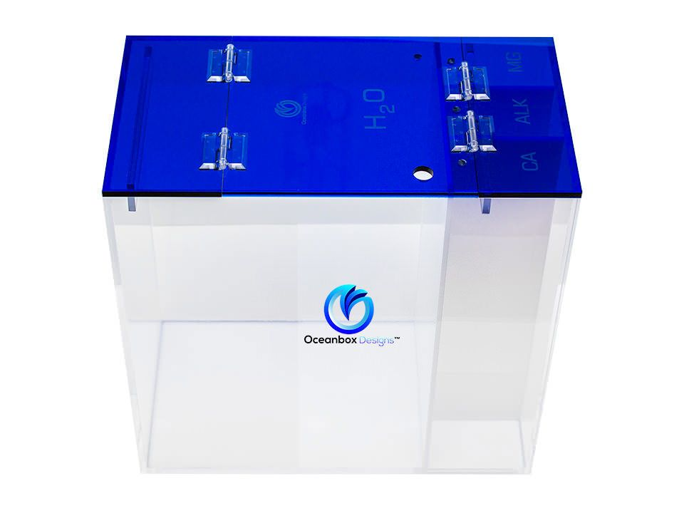 Oceanbox Designs Pro Reefer Ato Dosing Container