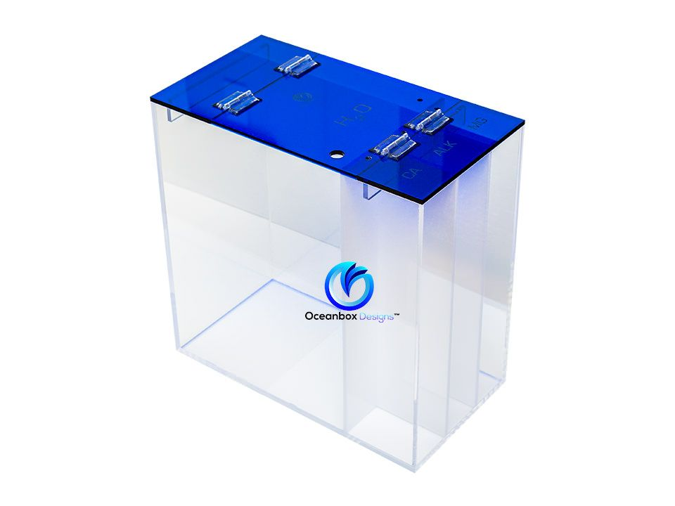 Oceanbox Designs™ PRO Reefer ATO/Dosing Container