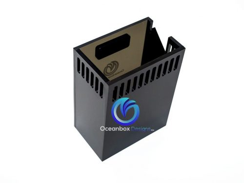Magnetic Surface Skimmer Overflow Box for Aquaclear AC110