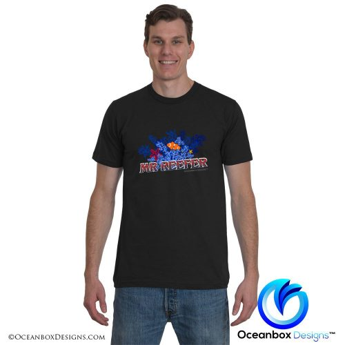 Mr Reefer Men T-Shirt by Oceanbox Designs™