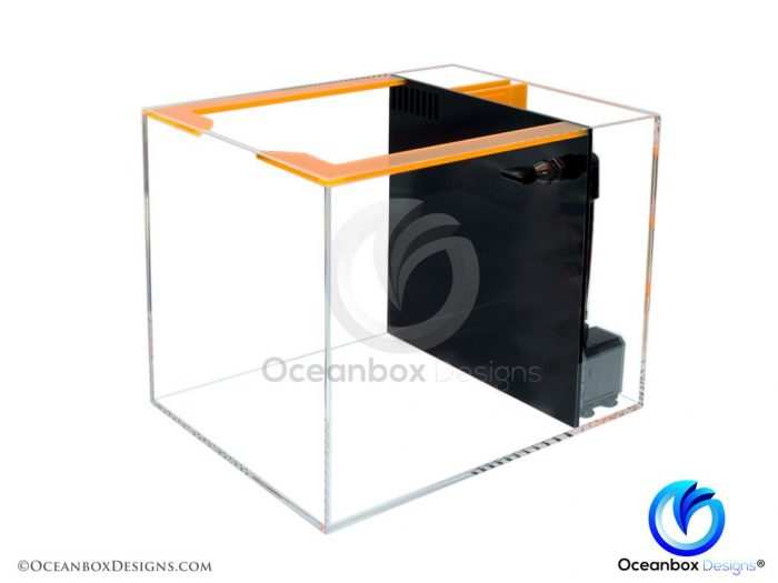 NANO-REEFER™ 10 Gallon Signature ALL-IN-ONE Aquarium - Oceanbox Designs
