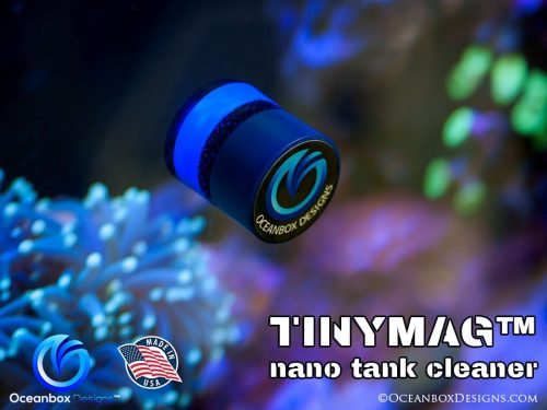 TinyMAG™ Nano Glass Tank Algae Cleaner