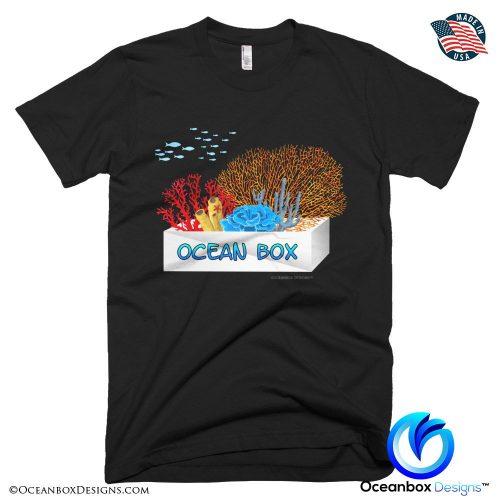 Ocean Box Men T-Shirt by Oceanbox Designs™