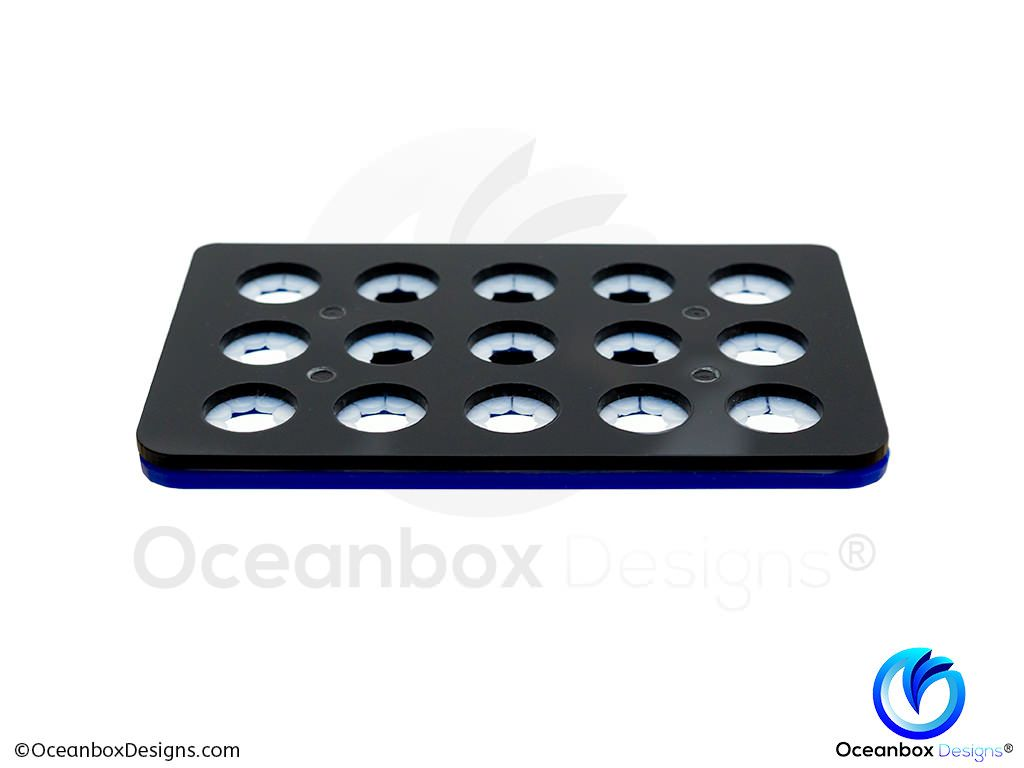 Locking Magnetic Frag Racks - Oceanbox Designs®