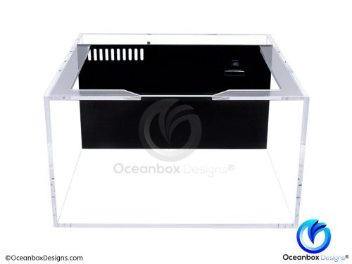 PICO-S 6.8 Gallon Shallow Cube AIO Aquarium - Oceanbox Designs®